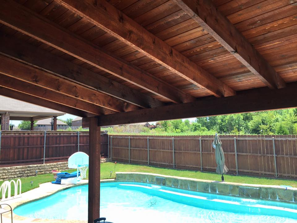Patio Covers in Dallas - Firehouse Decks