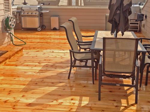 Decks in Dallas by Firehouse Decks